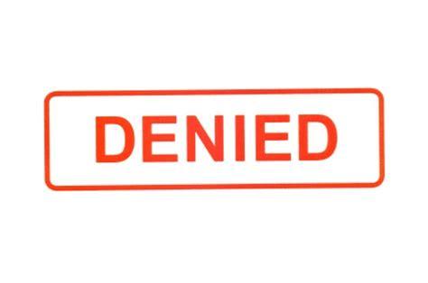 Rental application denial letter illinois